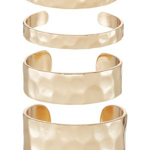 Pulsera ALDO GRIGOLLE 4 PACK Pulsera goldcoloured