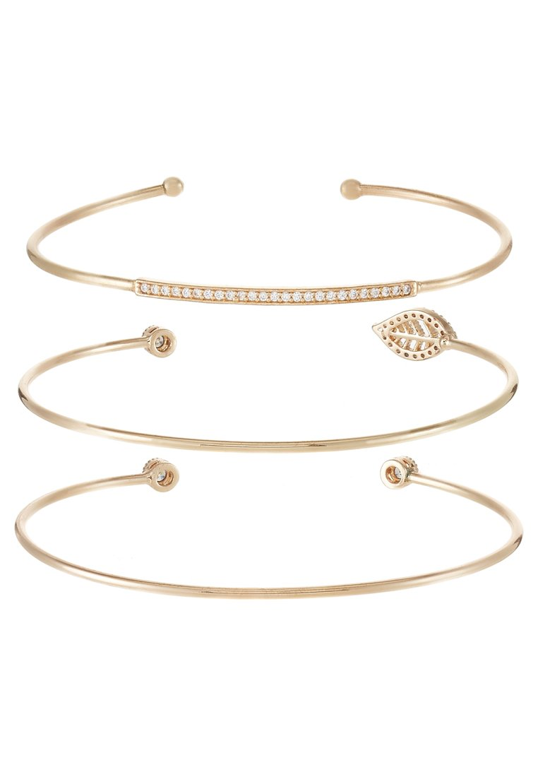 Pulsera ALDO THYDDA 3 PACK Pulsera goldcoloured