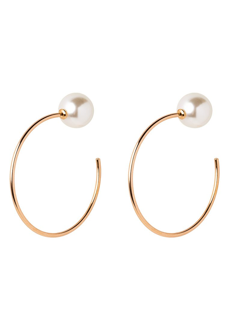 Pendientes ALDO OLIRWEN ivory/goldcoloured