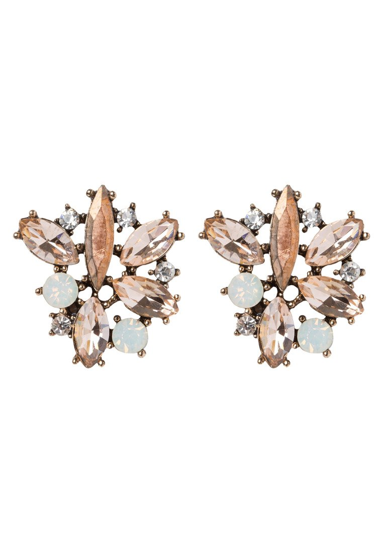 Pendientes ALDO SYRACUSAE rose goldcoloured/clear