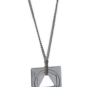 Collares Icon Brand THE CIRCLE Collar silvercoloured
