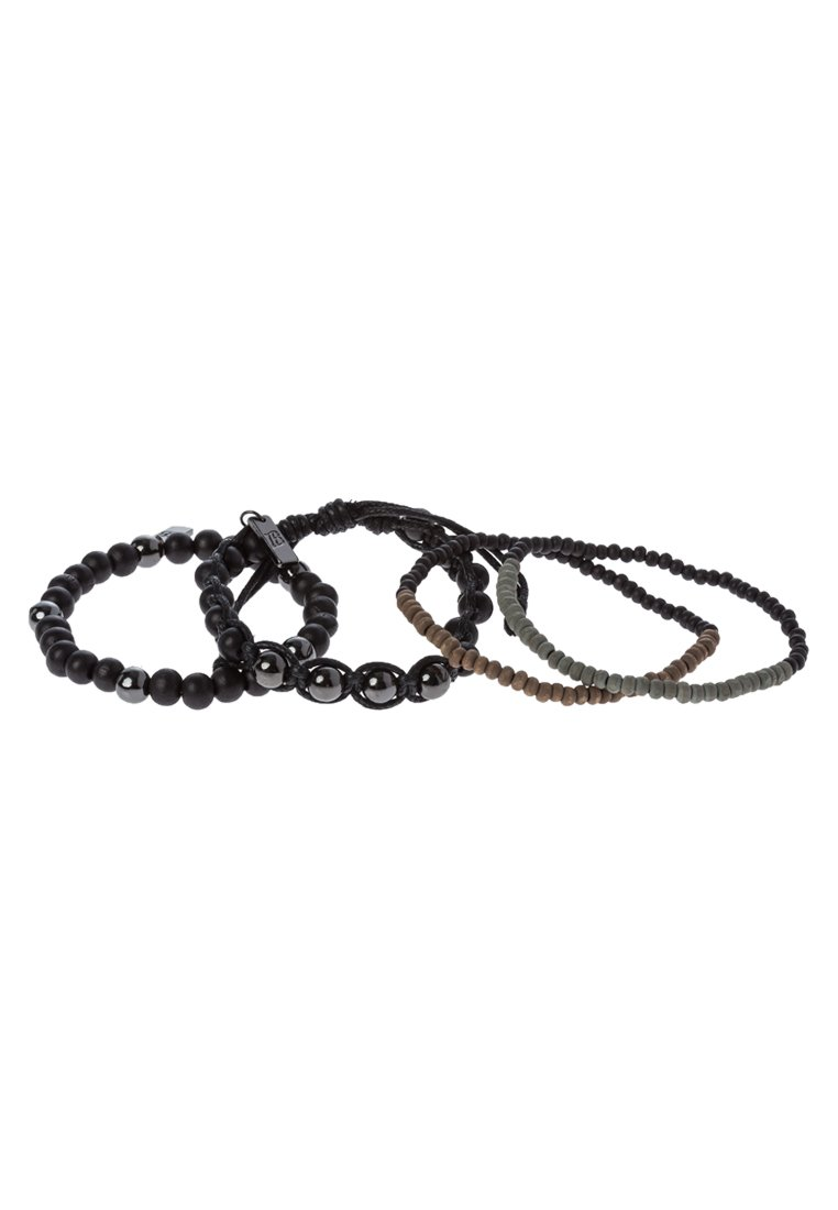 Pulsera Icon Brand DARK VISION 4 PACK Pulsera black