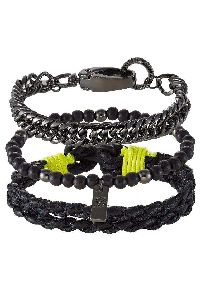 Pulsera Icon Brand 3 PACK Pulsera black