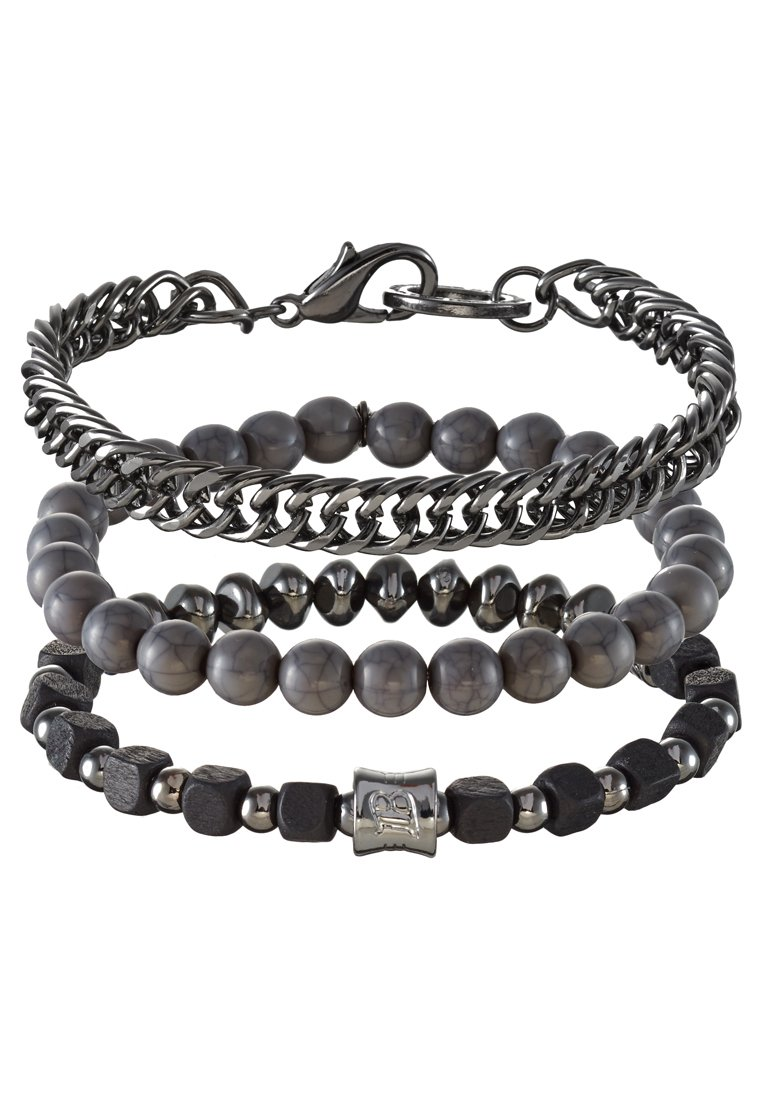 Pulsera Icon Brand LITHOSPHERE 3 PACK Pulsera grey