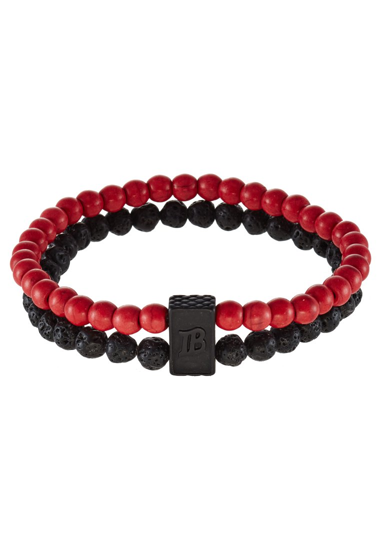 Pulsera Icon Brand VAGATOR Pulsera red/black