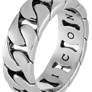 Anillo Icon Brand BIKE TRADER Anillo silvercoloured