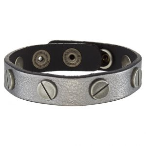 Pulsera Coccinelle STRONG Pulsera new silver