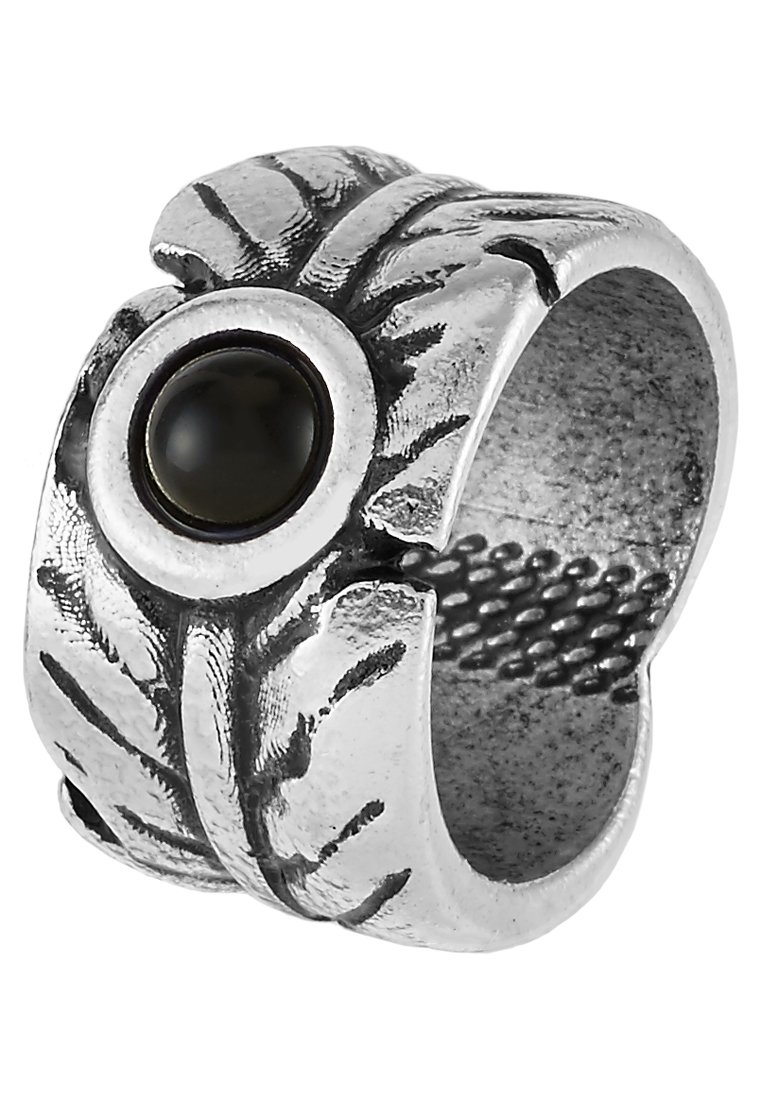 Anillo Double U Frenk NATIVE Anillo black