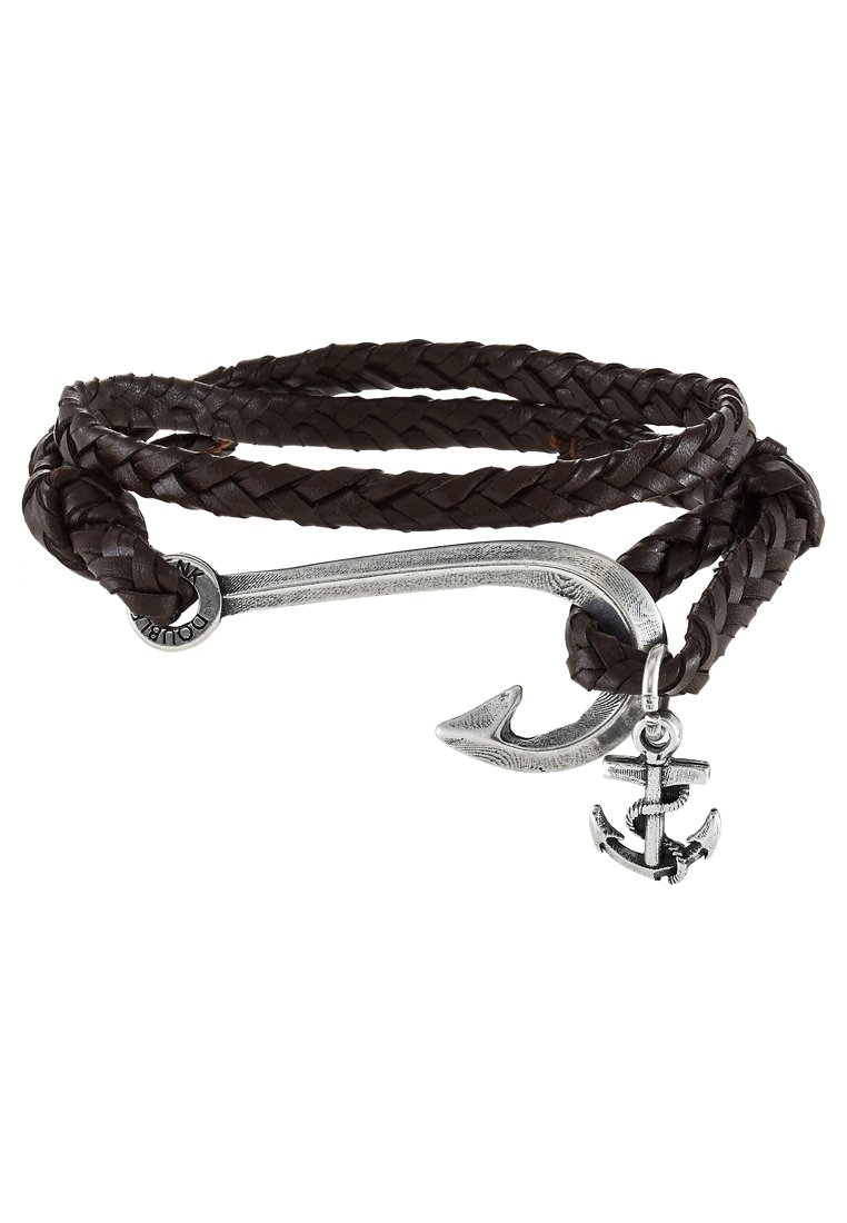 Pulsera Double U Frenk SEAMAN Pulsera brown