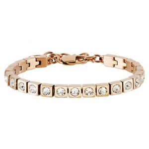 Pulsera Dyrberg/Kern Pulsera rose goldcoloured
