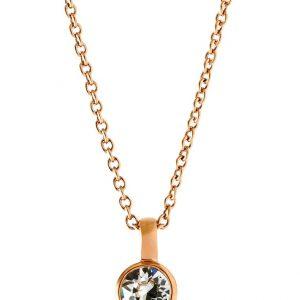 Collares Dyrberg/Kern ETTE Collar rosegoldcoloured