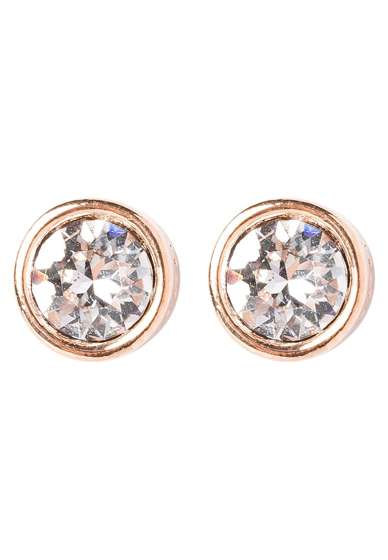 Pendientes Dyrberg/Kern THELMA rose goldcoloured