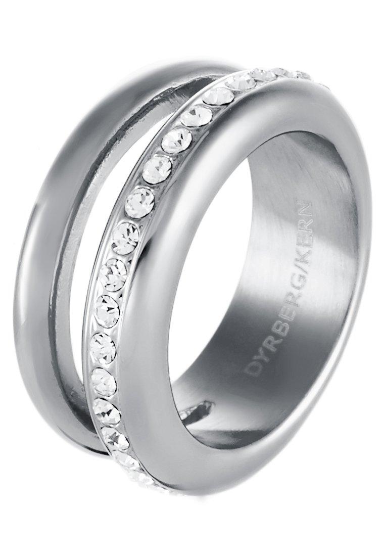 Anillo Dyrberg/Kern TIVA Anillo shiny silvercoloured