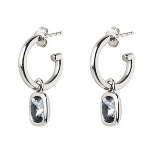 Pendientes Dyrberg/Kern TIANA  shiny silvercoloured
