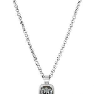 Collares Dyrberg/Kern ATAN Collar shiny silvercoloured