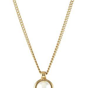 Collares Dyrberg/Kern LONE Collar shiny goldcoloured