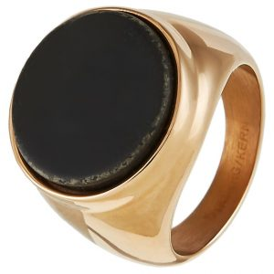 Anillo Dyrberg/Kern CASTOR Anillo rose goldcoloured