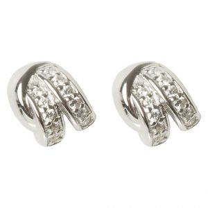 Pendientes Emporio Armani silvercoloured