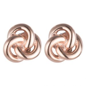 Pendientes Fossil VINTAGE ICONIC rosegoldcoloured
