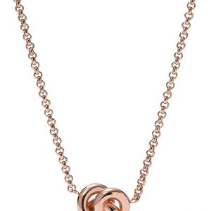 Collares Fossil VINTAGE ICONIC Collar rosegoldcoloured
