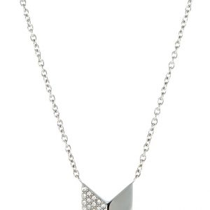Collares Fossil VINTAGE GLITZ Collar silvercoloured