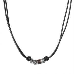 Collares Fossil Collar black