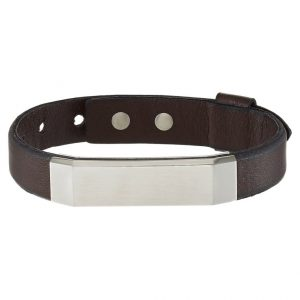 Pulsera Fossil MENS DRESS Pulsera silvercoloured