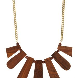 Collares ICHI BEXI Collar wood