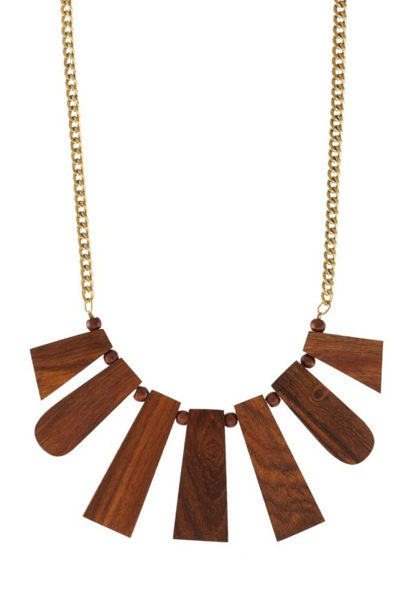 Collares ICHI BEXI Collar wood