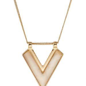 Collares ICHI BAZIL Collar goldcoloured