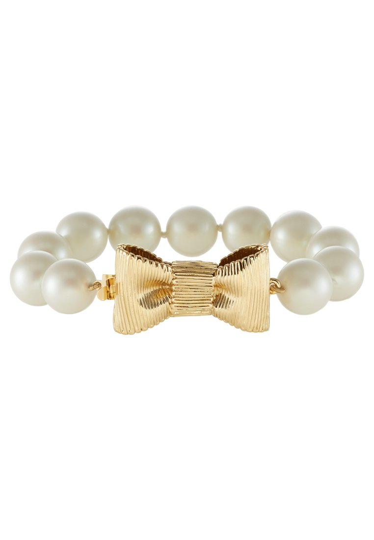 Pulsera kate spade new york Pulsera beige/goldcoloured