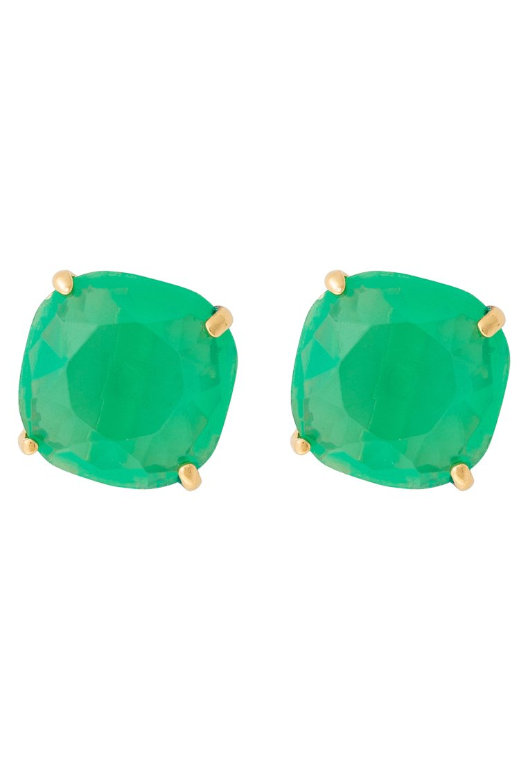 Pendientes kate spade new york dark green