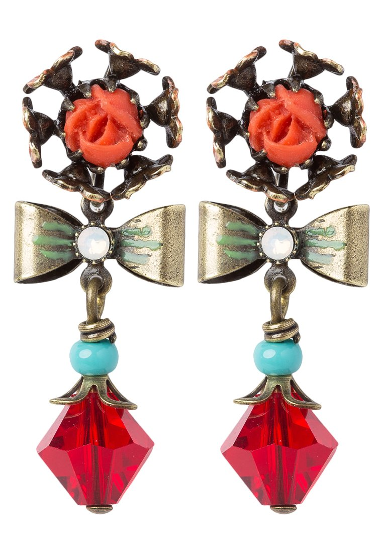 Pendientes Konplott ARSENIC IN OLD LACE multicoloured