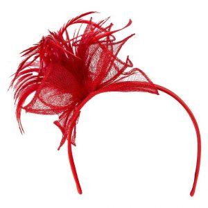 Accesorios para el pelo Mascara Accesorio para el pelo red