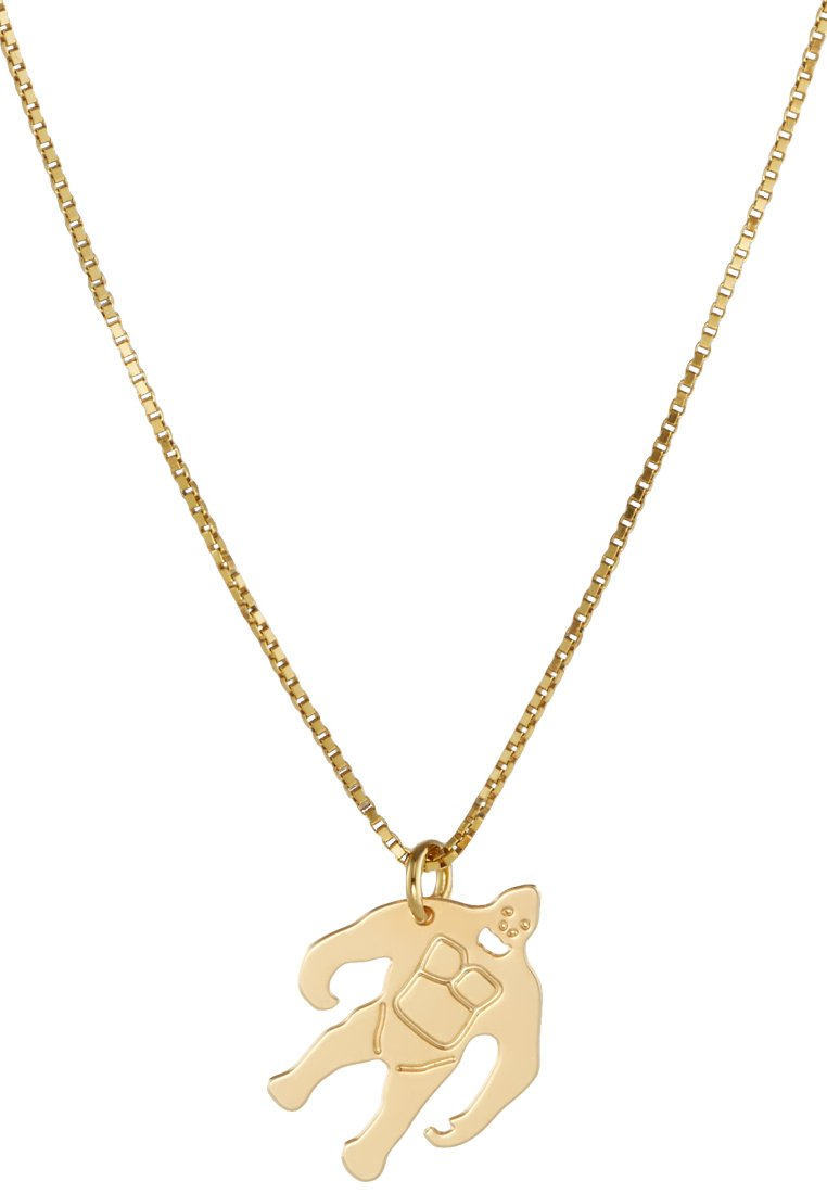 Collares Malaika Raiss KINGKONG Collar goldcoloured
