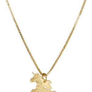 Collares Malaika Raiss ZEBRACORN Collar goldcoloured