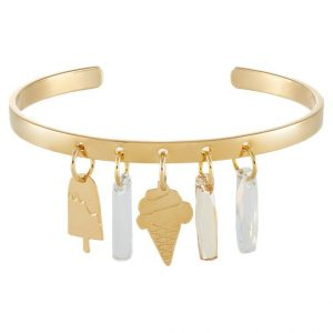 Pulsera Malaika Raiss Pulsera goldcoloured
