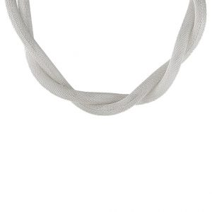 Collares ONLY ONLVLAIR Collar silvercoloured