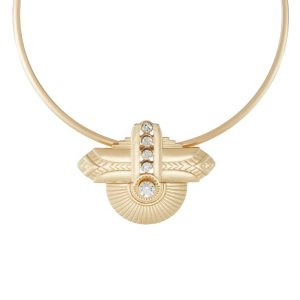 Collares ONLY ONLSELMA Collar goldcoloured