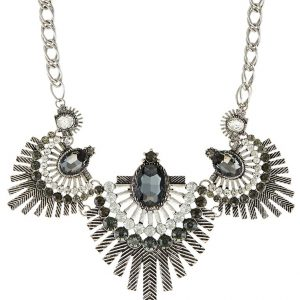Collares ONLY ONLVETINA  Collar silvercoloured