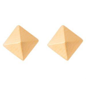 Pendientes Pieces JULIE SANDLAU goldcoloured