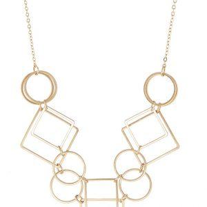 Collares Pieces PCPLINE Collar goldcoloured