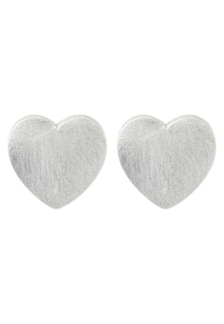 Pendientes Pilgrim silvercoloured