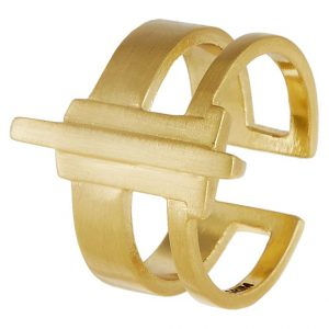 Anillo Pilgrim Anillo goldcoloured