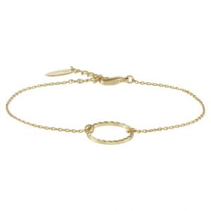 Pulsera Orelia Pulsera goldcoloured