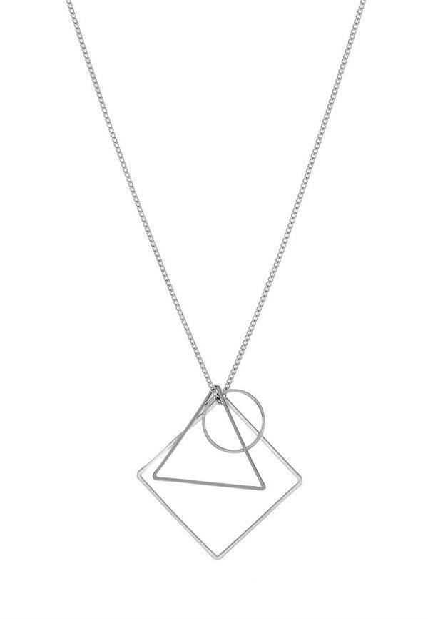 Collares Selected Femme SFLILOU Collar silvercoloured