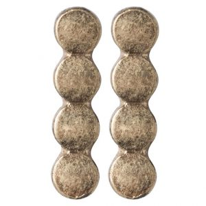 Pendientes Selected Femme SFABBI goldcoloured