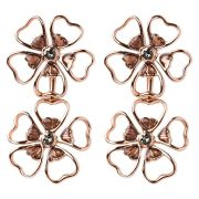 Pendientes Ted Baker LOREL rose gold