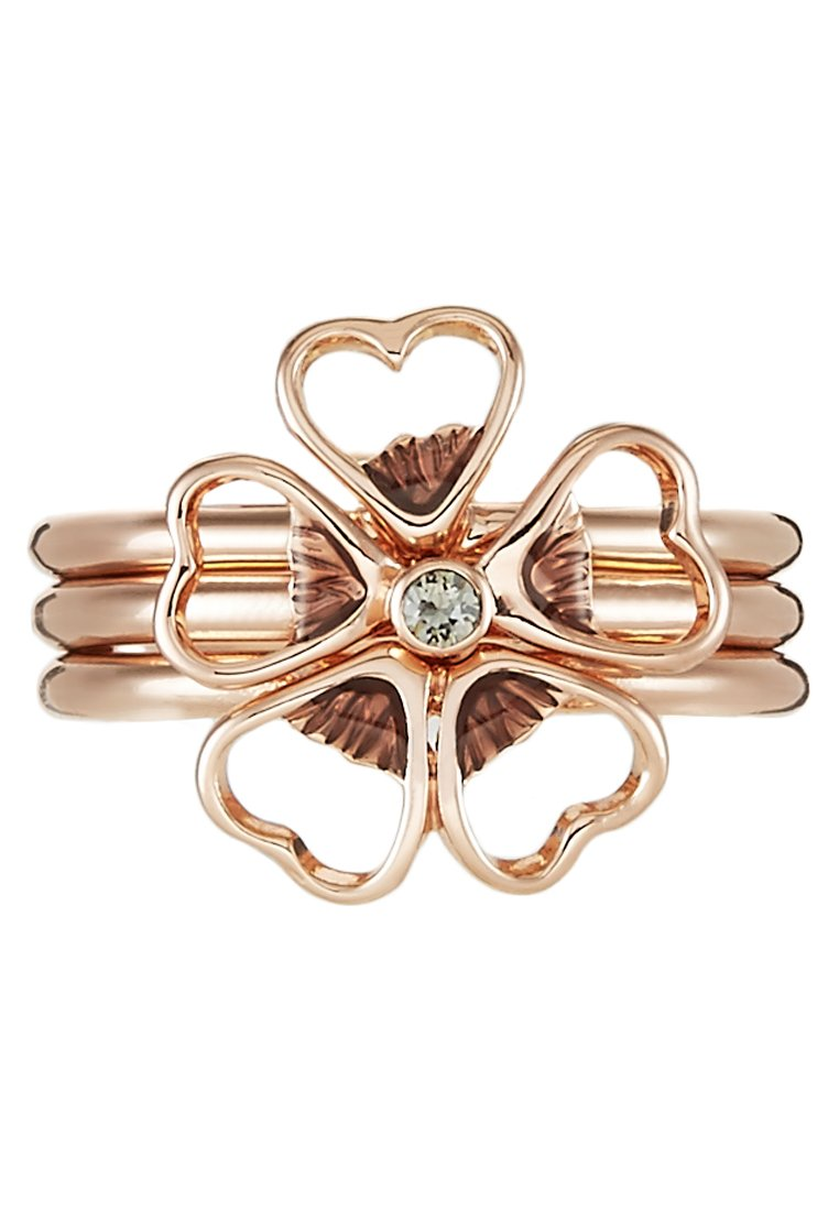 Anillo Ted Baker LEOTIE 3 PACK Anillo rosegoldcoloured