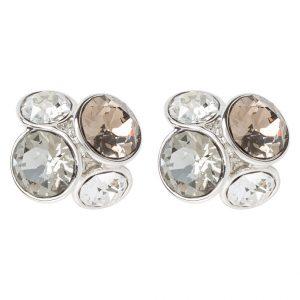 Pendientes Ted Baker LYNDA silvercoloured/crystal multi